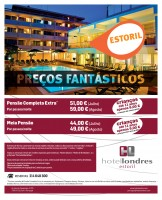 Estoril Summer Vacations Half Board (drinks included)